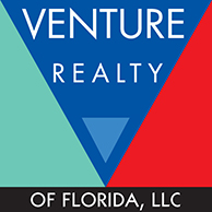 Logo, Venture Realty of North Florida, Inc. - Real Estate